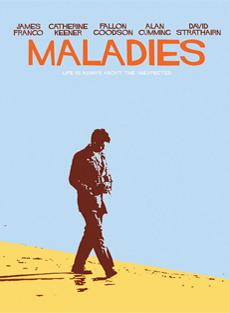 Maladies teaser poster