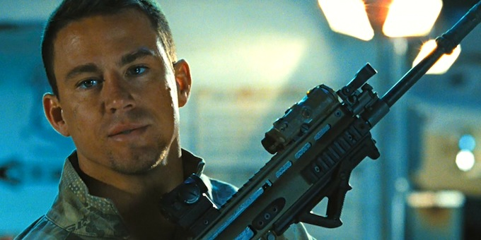 Channing Tatum, G.I. Joe Retaliation