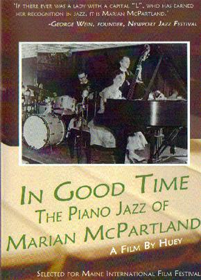 Marian McPartland In Good Time