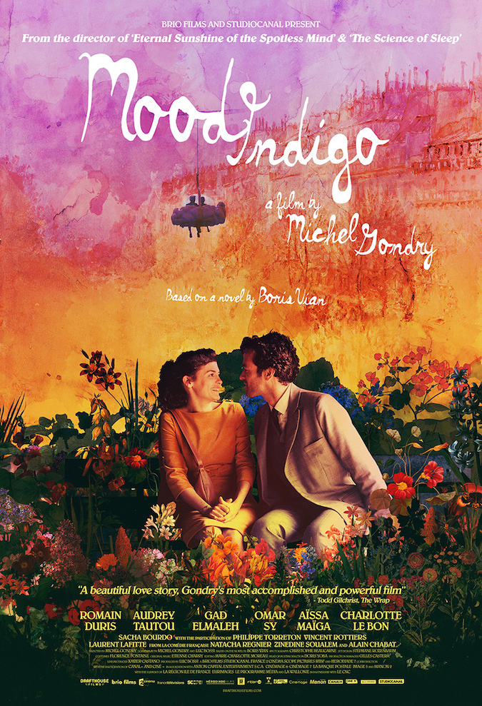 'Mood Indigo' Poster