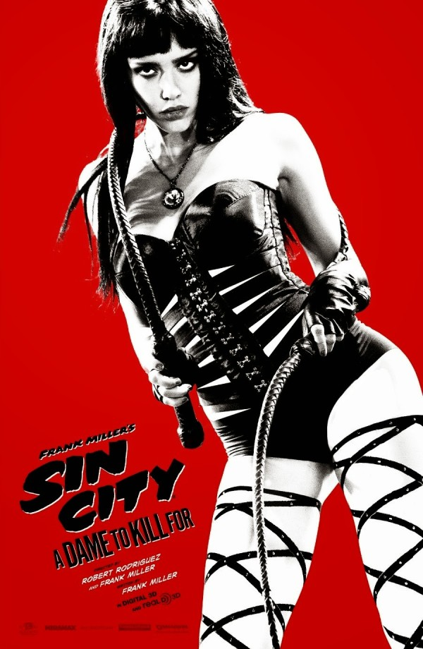 Sin CIty, A Dame To Kill For Poster