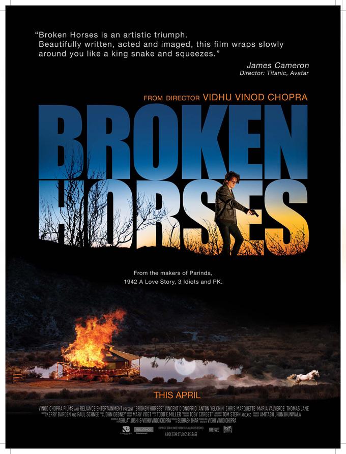 Resultado de imagem para Broken Horses