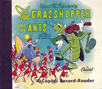The Grasshopper and the Ants-325