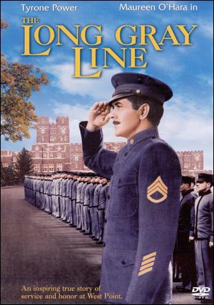 The Long Grey Line poster