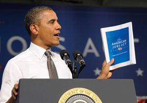 President Obama signs JOBS ACT; its Equity Crowdfunding may rebuild indie film biz.