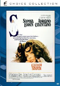 White Sister DVD
