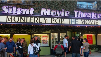 The Silent Movie Theatre, home of Cinefamily
