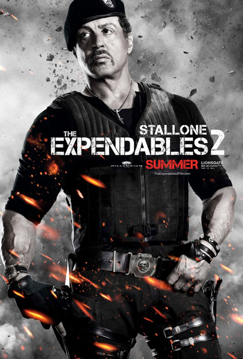 Sly Stallone, EXP2