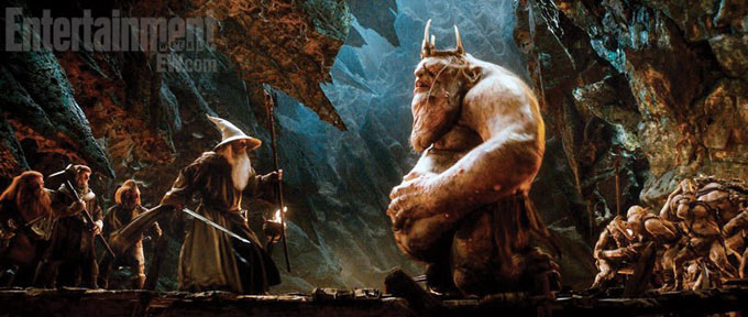 The Hobbit: An Unexpected Journey skip crop