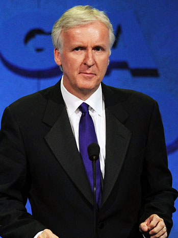 James Cameron at NAB
