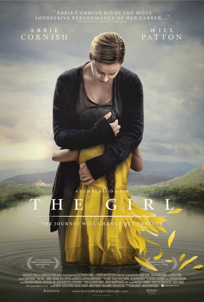 The Girl, poster (skip)