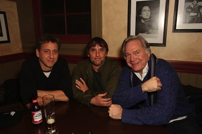 Richard Linklater, John Sloss, Jonathan Sehring