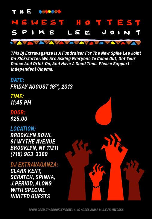 Brooklyn Bowl Party