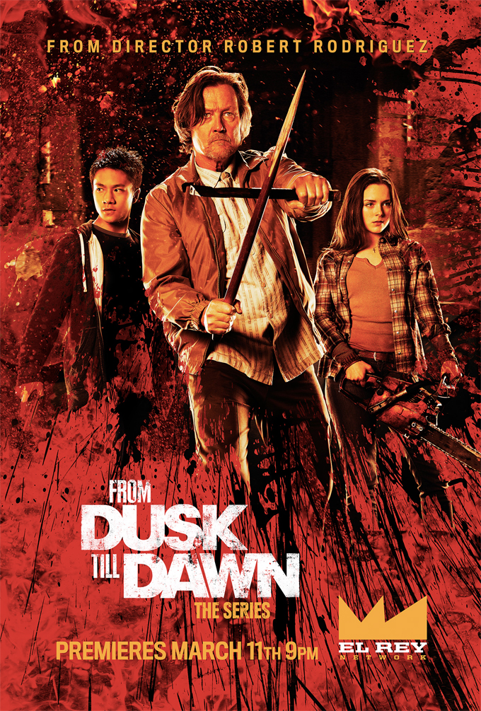 """From Dusk Till Dawn: The Series""- Fuller"