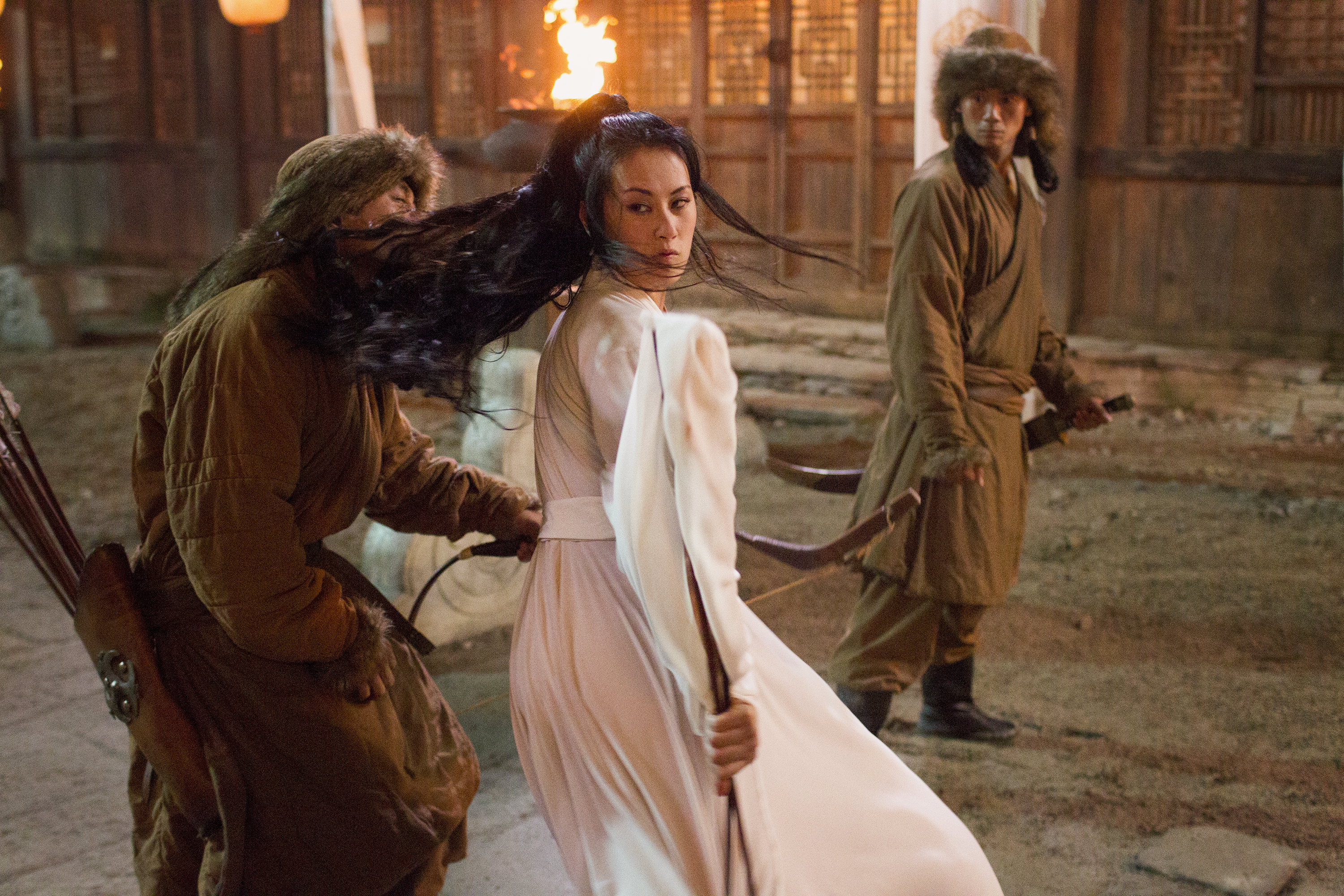 Review: Marco Polo Disappoints History, Game of Thrones