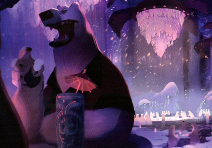 Inside Zootopia: An interview with visual development artist Nick ...