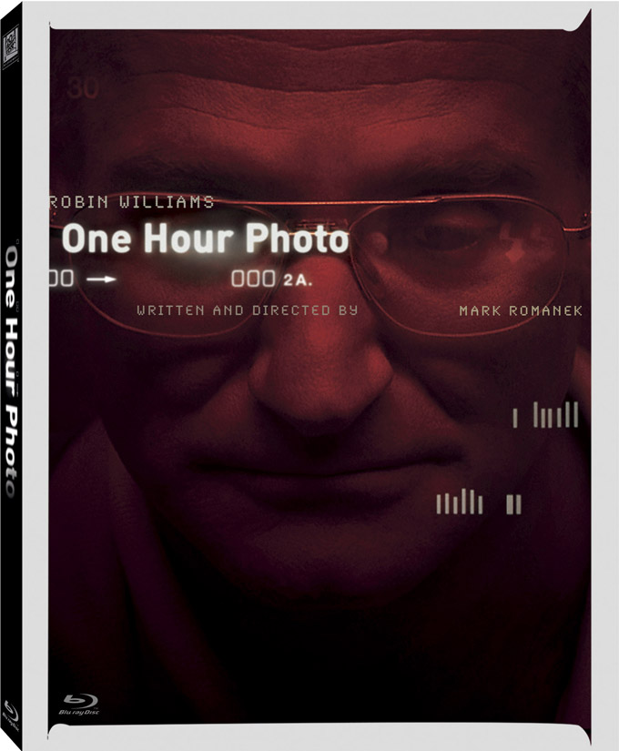 One Hour Photo Bluray Box (Skip)