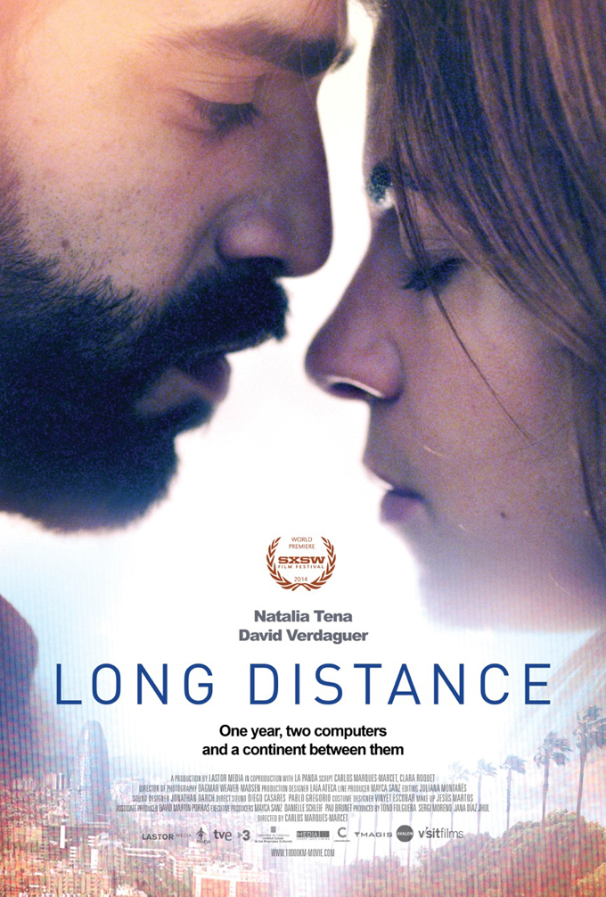 10,000 KM (Long Distance) Poster