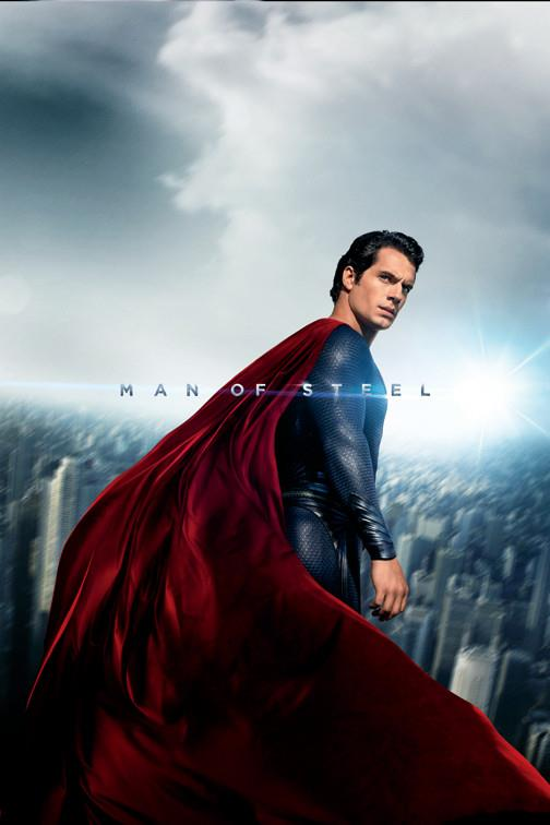 Man Of Steel, poster