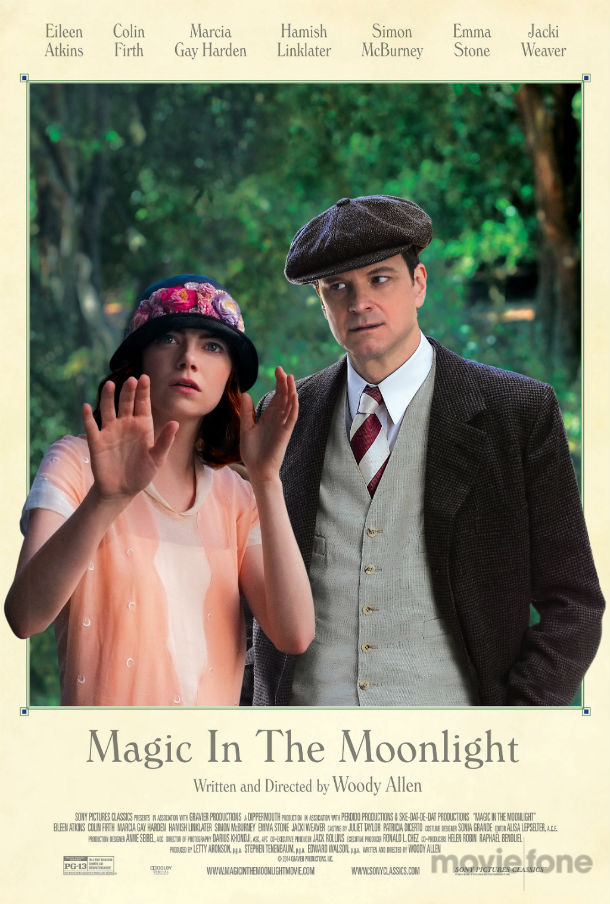 Magic In The Moonlight, poster