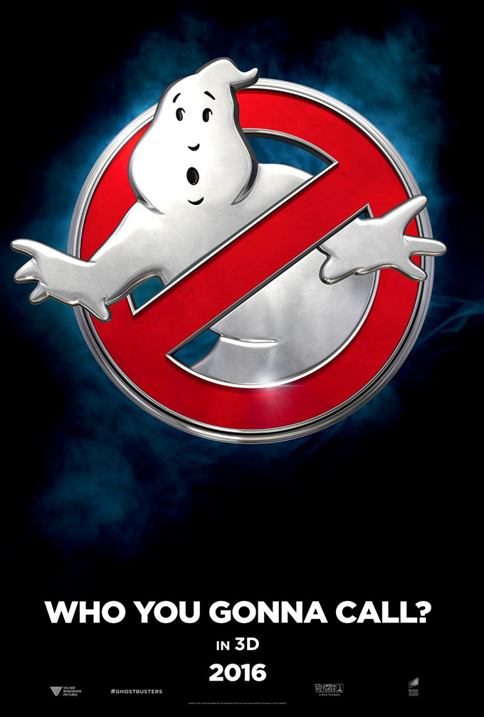 Ghosbusters, poster