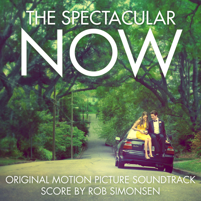 The Spectacular Now soundtrack cover