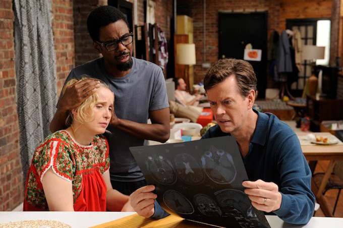 Julie Delpy Chris Rock Dylan Baker 2 Days In New York skip crop