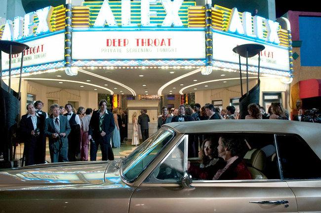 Amanda Seyfried Lovelace Car