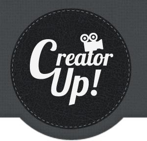CreatorUp logo