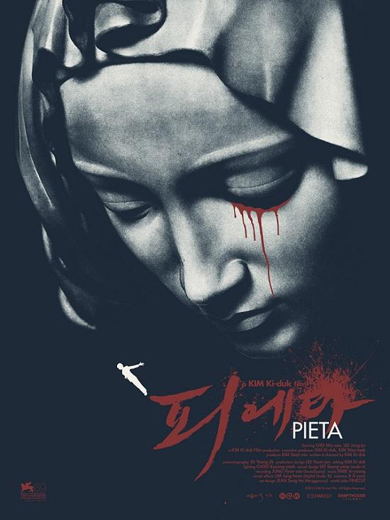 Pieta poster Mondo