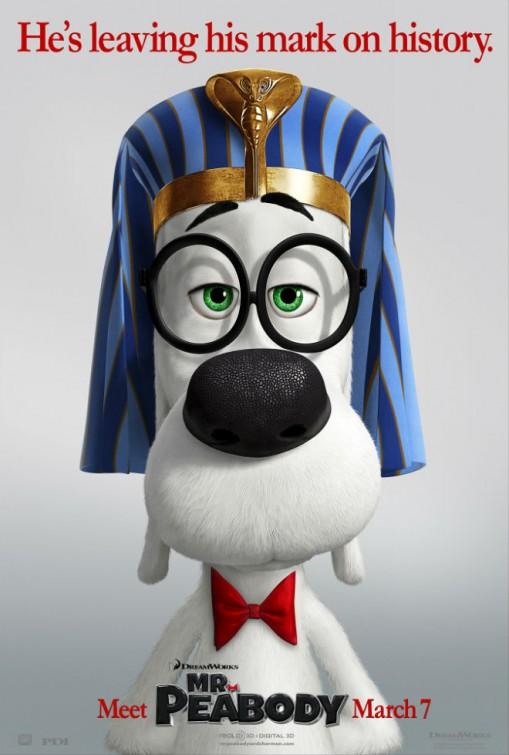 Mr. Peabody & Sherman Egyptian