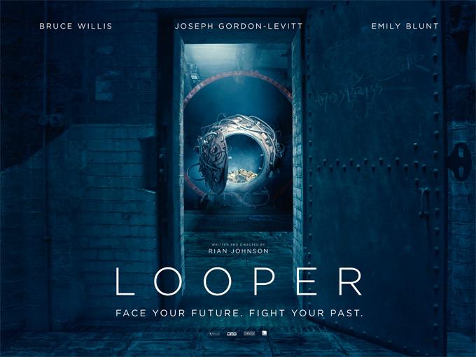 Looper Poster UK