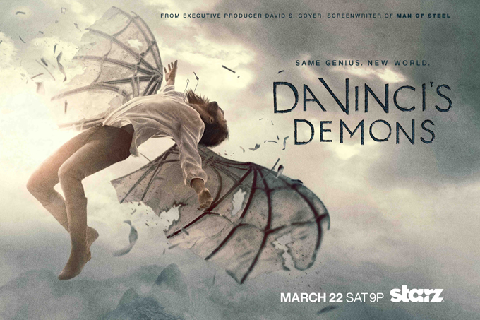 Da Vinci's Demons Season Two Poster