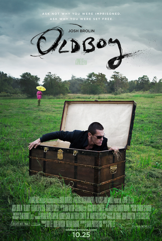 Oldboy poster2