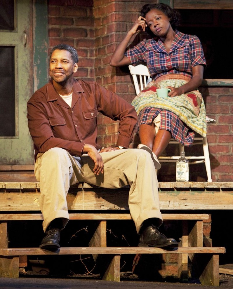 2010 - Denzel Washington and Viola Davis starred in a Broadway revival of FENCES, directed by Kenny Leon, both giving strong performances that would earn them the highest honor in the theatre world, the Tony Award.