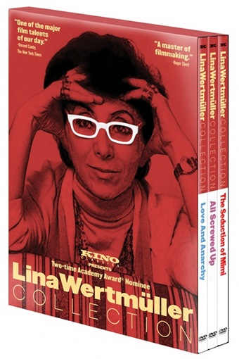 Lina Wertmuller Collection DVD