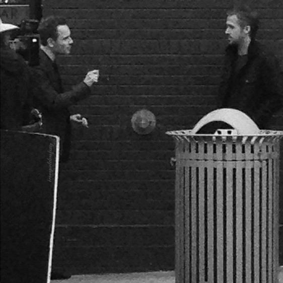 Fassbender, Gosling, Malick