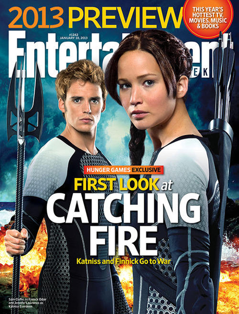 Catching Fire EW cover