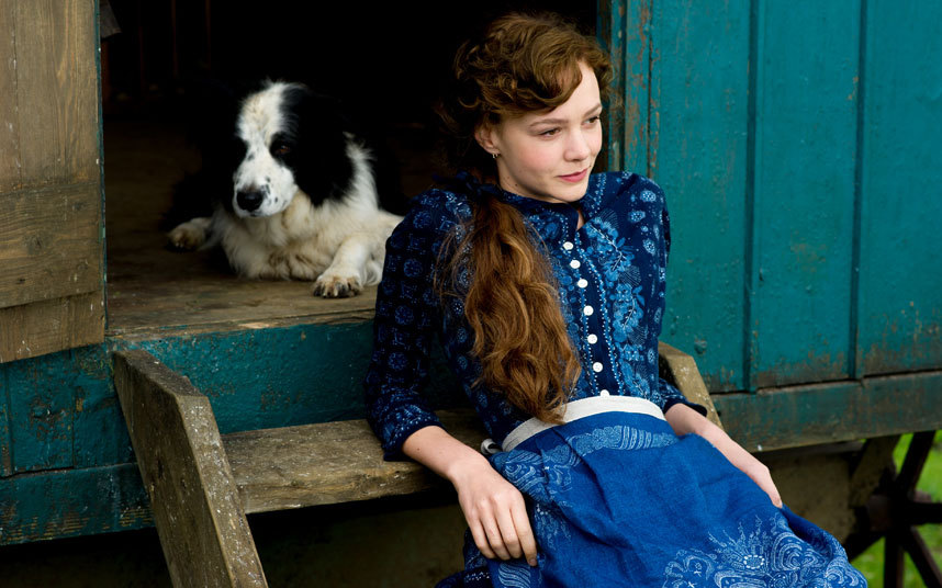 Carey Mulligan in 'Far From the Madding Crowd'