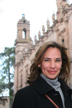 Daniela Michel, Festival Director, Festival Internacional de Cine de Morelia (FICM)