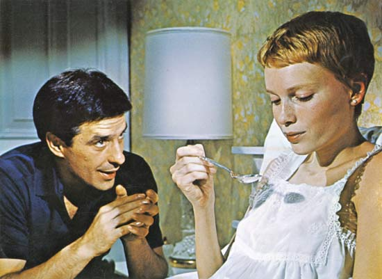 the character of rosemary woodhouse in the movie rosemarys baby by roman polanski Review: nbc's 'rosemary's baby' can't escape satan, or roman polanski comparisons.