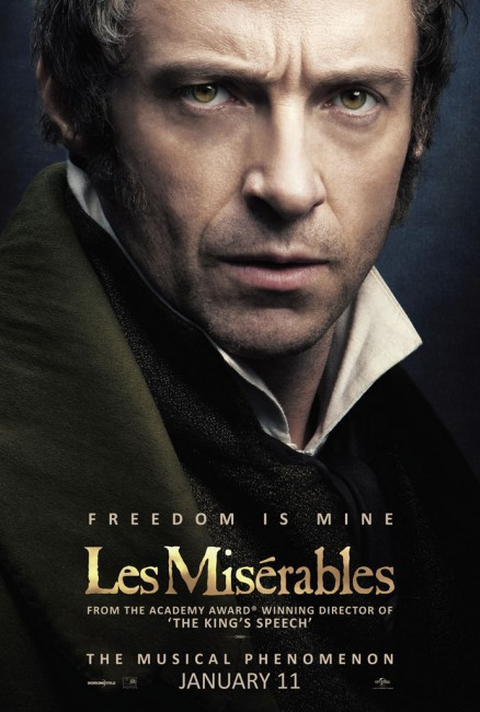 Hugh Jackman Les Mis