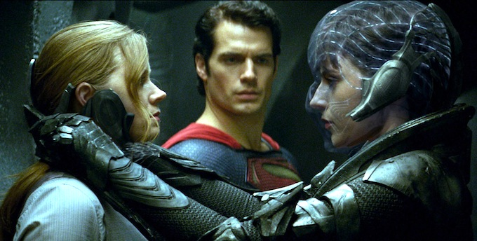 Man Of Steel, Amy Adams, Antje Traue, Henry Cavill
