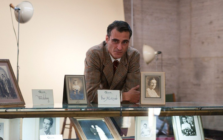 New Clip From 'The Master'; Joaquin Phoenix Says Making 'I ...