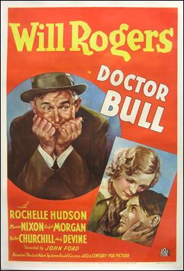 Doctor Bull poster