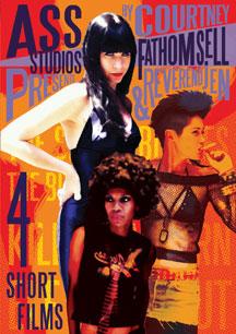 ASS Studios 4 Short Films DVD cover