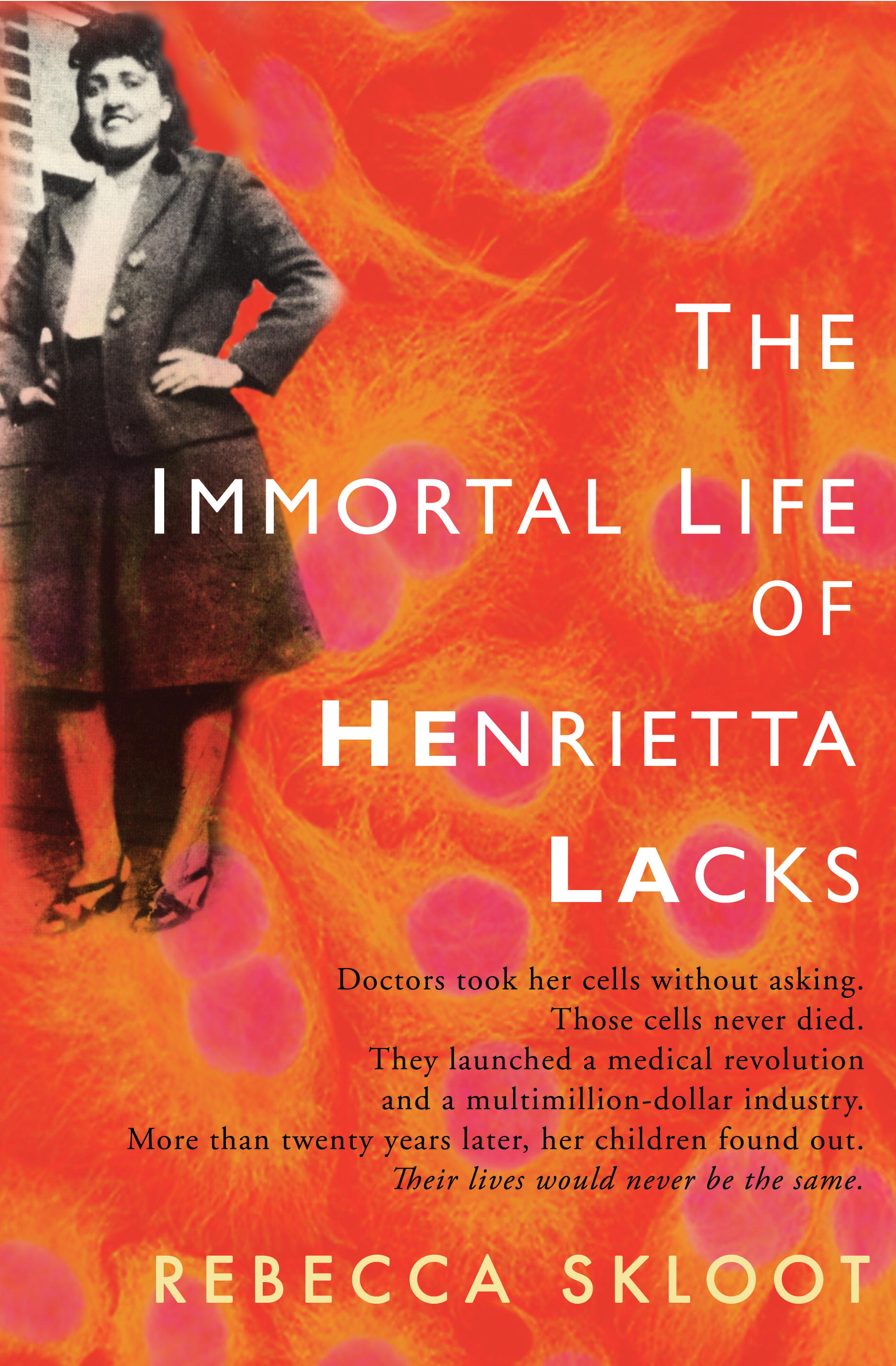 'Immortal Life of Henrietta Lacks' Film Adaptation