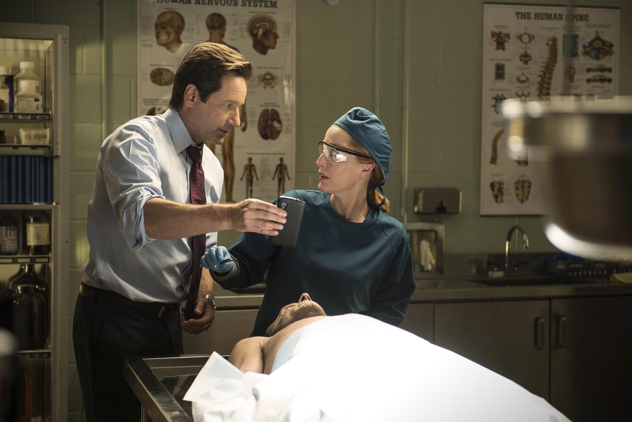 The X-Files Season 3 Episode 14 - Vidio.com