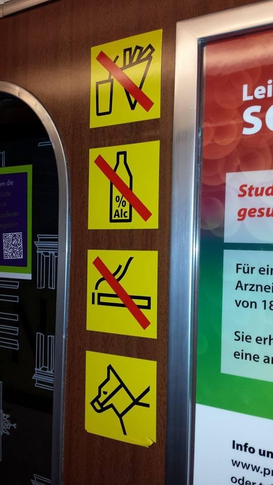 Berlin's Metro