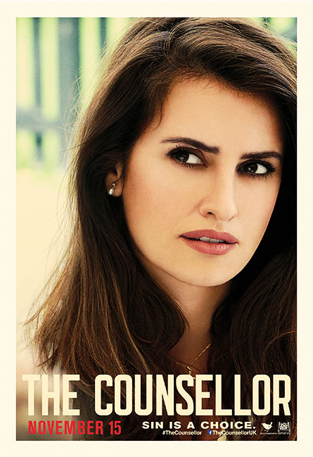 Counselor, Cruz ,character poster